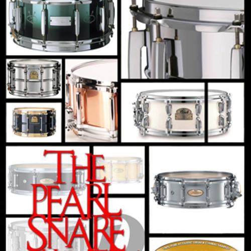 snare samples 50 pearl snares power pack drum werks. Black Bedroom Furniture Sets. Home Design Ideas