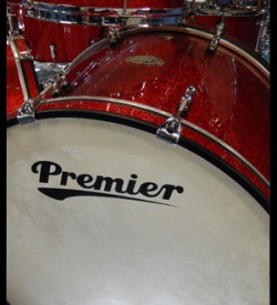 Premier Artist Birch Kit Drum Kit Samples