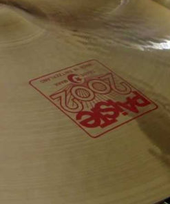 Paiste 2002 CYmbal Samples Crashes