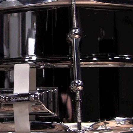 ludwig black beauty snare iv open snare samples drum werks. Black Bedroom Furniture Sets. Home Design Ideas