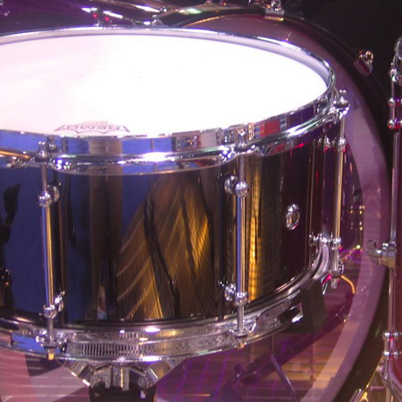 Pearl Metal Snare Samples