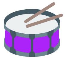 SnareDrumIcon-Purple