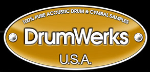 Drum Samples by Drum Werks