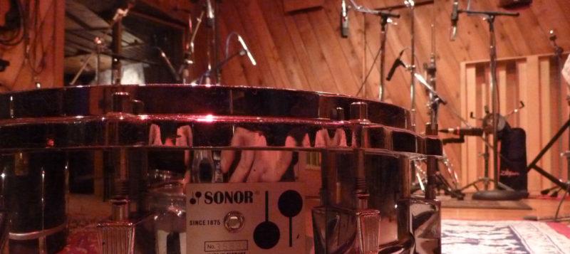 Sonor Vintage Snare Samples