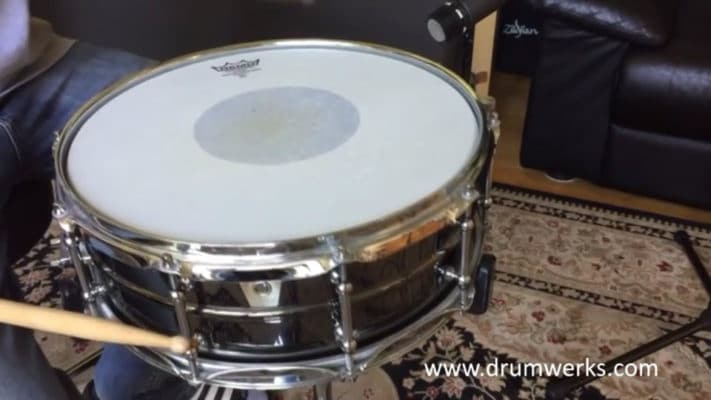Free Snare Drum Samples - Ludwig Supraphonic
