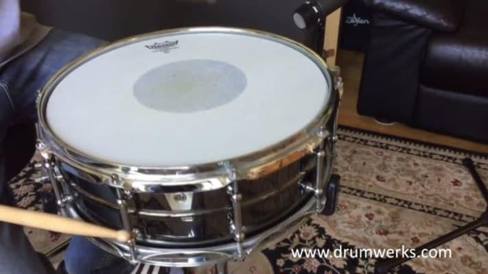 Free Snare Drum Samples - Ludwig Supraphonic