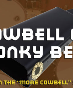 Cowbell 06 Honky Bell Product Shot