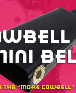 Cowbell 07 Mini Bell Samples Library
