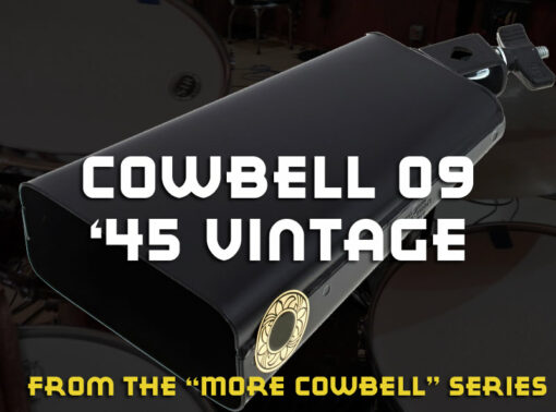 Cowbell 09 1945 Vintage Samples and Sounds