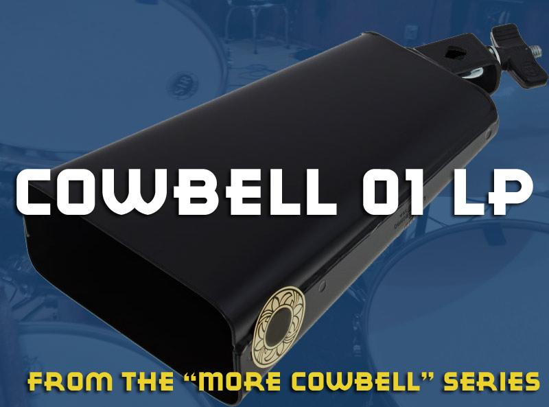 LP Cowbell Samples