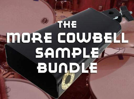 More Cowbells Sample Pack