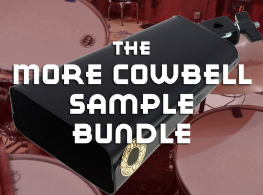 More Cowbells Sample Pack