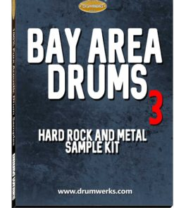 Product Image of Bay Area 3 Metal Drum Samples